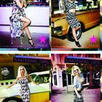 Moda & Beleza - Rita Ora estrela Coleção de Madonna para Macy's!