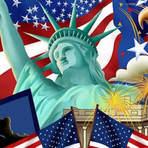 Internacional - A influência da cultura norte americana
