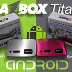 diHITT & Você - AZBOX TITAN TWIN - NOVA ATUALIZAÇÃO VOLTA OS HDS C