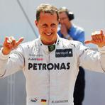 Fórmula 1 - Schumacher foi diagnosticado com pneumonia, diz jornal alemão