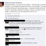 """CHOCANTE: Homem mata ex-namorada e faz desabafo no Facebook: """"Já fiz a burrada, mas não sou monstro"""""""