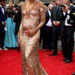 Moda & Beleza - Vestido de festa para grávidas – modelo vestido de festa para gestante