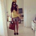 Moda & Beleza - Meus Looks no Instagram!