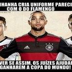 Esportes - Erro da arbitragem no clássico entre Vasco e Flamengo vira piada na Internet