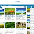 Downloads Legais - TEMPLATE PARA BLOGGER DENEWS MODELO RESPONSIVO