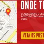 Promoções - Postos de troca das Minigarrafinhas da Coca-Cola