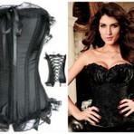 Moda & Beleza - Saiba como utilizar o corset/espartilho no dia a dia