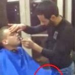 Humor - Olha o que este homem fez no cabeleireiro