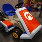 Fórmula 1 - Que tal andar na versão real de Mario Kart