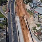 Copa do Mundo - A 100 dias da Copa, só 18% das obras de infraestrutura foram entregues.