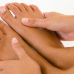 Mulher - Tratamento caseiro para pés rachados