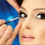 Moda & Beleza - Maquiagem olhos da noiva.