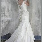 Moda & Beleza - Vestidos de noiva com cauda fotos