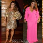 Moda & Beleza - Vestido de festa moda Plus Size 2014