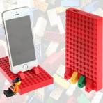 Lego lança bateria em formato de dock, compatível com qualquer smartphone