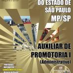 Concursos Públicos - Apostila Concurso Ministério Público / SP 2014 -  AUXILIAR DE PROMOTORIA I
