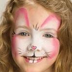 Maquiagem de coelho, lindas e ideias para páscoa!