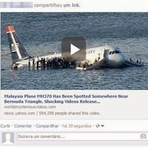 diHITT & Você - Cuidado! Golpe no Facebook promete vídeo sobre descoberta de avião desaparecido
