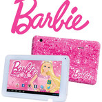 Portáteis - Que Tal Um Tablet da Barbie de Presente?