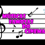 Arte & Cultura - As músicas mais famosas do cinema.