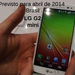 Portáteis - LG G2 Mini chega em brve ao Brasil, custando cerca de 1.179 Reais