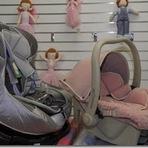 Utilidade Pública - Empresas anunciam recall de 13 mil cadeiras de bebê usadas em carros