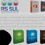 Formatação e Instalações de Software - Porto Alegre