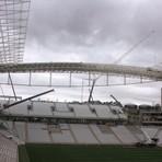 Arena Corinthians não tem mais torre de sustentação – Veja aqui