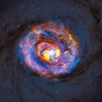 Espaço - Astrofoto: Jatos misteriosos em NGC 1433