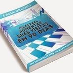 Livros - E-book gratuito - Dicas para aumentar suas visitas em 90 dias