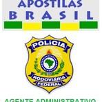 Apostila concurso polícia rodoviária federal PC 2014 agente administrativo