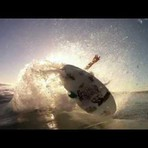 Portáteis - Surf filmado com 30 GoPro