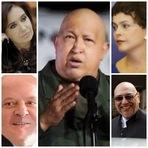 Internacional - Hugo Chavez Acusa EUA Por Câncer em Líderes Latino-Americanos