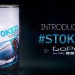 Portáteis - 1º de abril: Gopro lança energético STOKED