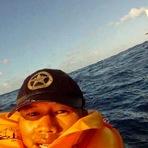 Portáteis - Passageiro filma queda de um avião com Gopro