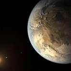 Espaço - Nasa descobre 1° exoplaneta habitável do tamanho da Terra