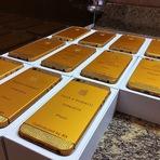 Internacional - Presidente da Nigéria encomenda iPhones de ouro para casamento da filha