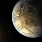 Tecnologia & Ciência - NASA Anunciou: Encontramos um Planeta, Uma Nova Terra. Poderá ter água em forma líquida.