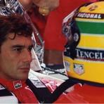 Fórmula 1 - Honda homenageia Ayrton Senna