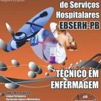 Concursos Públicos - Apostila EBSERH-PB 2014 - Técnico em Enfermagem