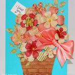 Hobbies - Cartões Criativos para o Dia das Mães