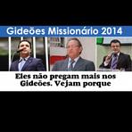Escândalos afastam Marco Feliciano e outros pregadores dos Gideões 2014