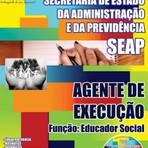 Concursos Públicos - Apostila(ATUALIZADA) Concurso Secretaria de Estado da Segurança Pública do Sergipe