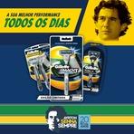 Fórmula 1 - Marcas criam ações para homenagear Ayrton Senna