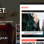 Downloads Legais - BUCKET tema revista digital para wordpress