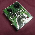 Música - MONSTRO EFFECTS - King Fuzz Pedal Big Muff Killer Hyperion Devi Ever