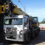 Guindaste Usado TKA 420N Capac. 42 tons Ano 2010