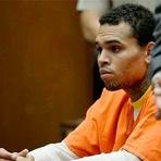 Música - Chris Brown é sentenciado a mais quatro meses na prisão