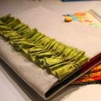 Hobbies - Lindas Capas de Tecido para Agendas ou Livros de Receita