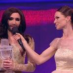 Música - Drag queen barbada vence concurso Eurovision 2014